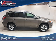 2011 Toyota RAV4 Limited Raleigh