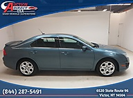 2011 Ford Fusion SE Raleigh