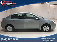 2008 Nissan Sentra 2.0 S Raleigh