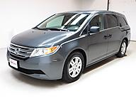 2011 Honda Odyssey LX Raleigh