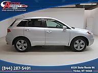2007 Acura RDX Technology Package Raleigh
