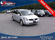 2004 Nissan Quest 3.5 S Raleigh