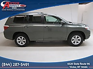 2010 Toyota Highlander Base Raleigh