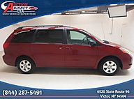 2010 Toyota Sienna LE Raleigh