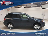 2012 Subaru Forester 2.5X Raleigh