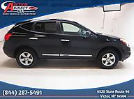 2012 Nissan Rogue S Raleigh