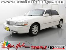 Lincoln Town Car Signature 2010