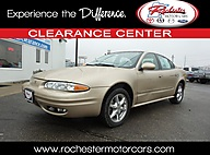 2000 Oldsmobile Alero GLS Leather Rochester MN