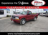 2000 Chevrolet S-10 LS Clearance Special Rochester MN