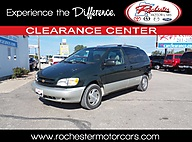 1999 Toyota Sienna LE Rochester MN