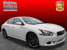 2014 Nissan Maxima 3.5 S Raleigh NC