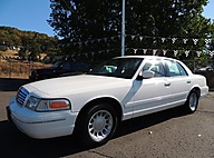 2001 Ford Crown Victoria LX Roseburg OR