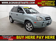 2005 Hyundai Tucson GL Sheboygan WI