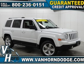 2012 Jeep Patriot Limited Sheboygan WI