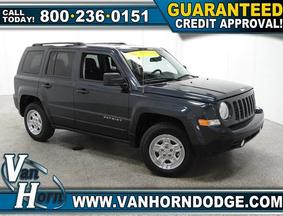 2014 Jeep Patriot Sport-4x4 Sheboygan WI