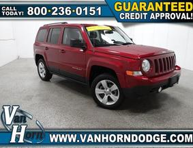 2012 Jeep Patriot Latitude 4x4 Sheboygan WI