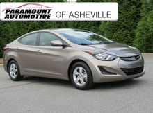 2014 Hyundai Elantra SE Asheville NC