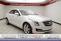 Cadillac ATS 2.0L Turbo Luxury Collection 2016