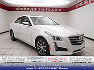 2016 Cadillac CTS 2.0L Turbo Luxury Collection Sheboygan WI