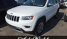 Jeep GR CHEROKEE LIMITED 4X4  2015