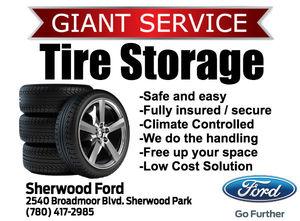 Tire Storage $89.95 *