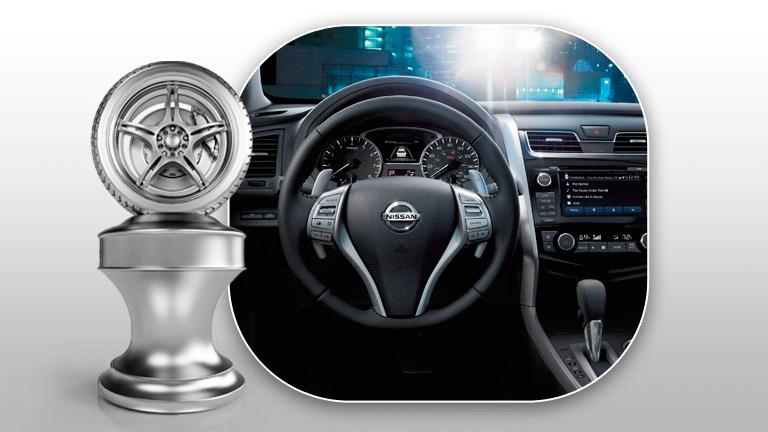 Nissan Altima Houston TX interior
