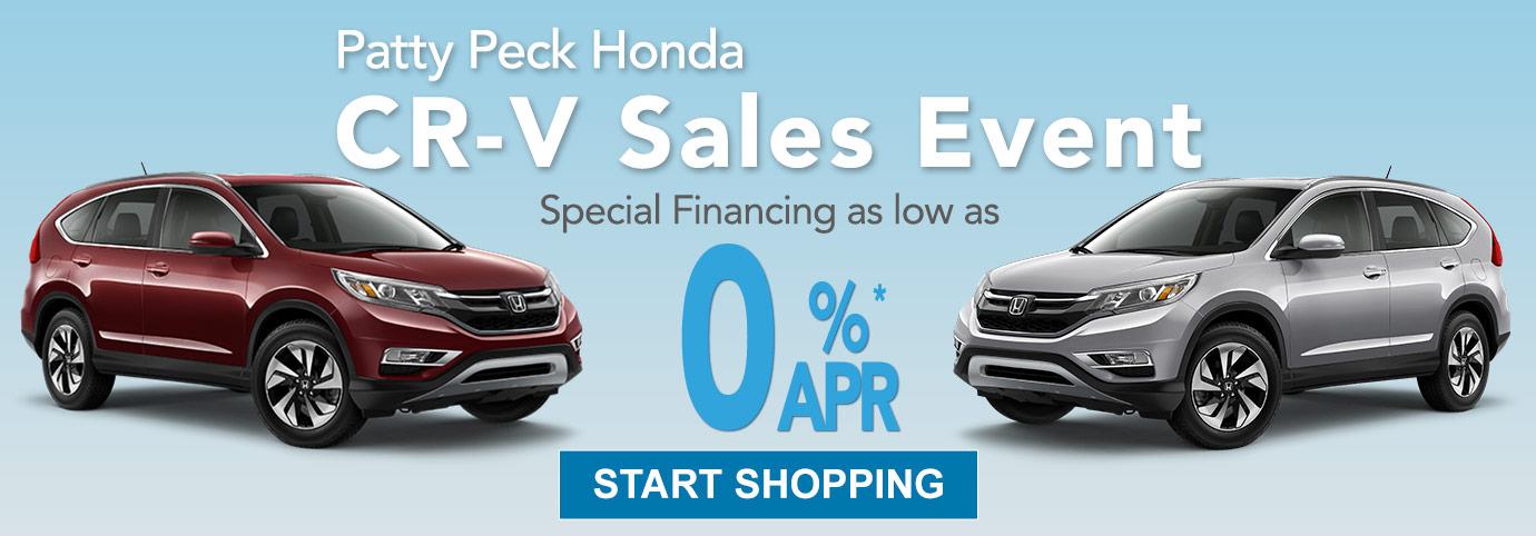 Honda CR-V Sale