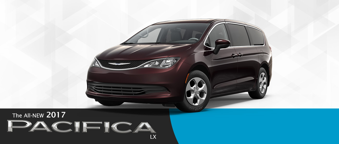 2017 chrysler pacifica lx austin tx