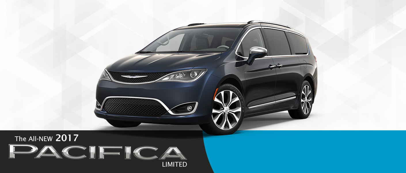 2017 Chrysler Pacifica Limited Austin, TX