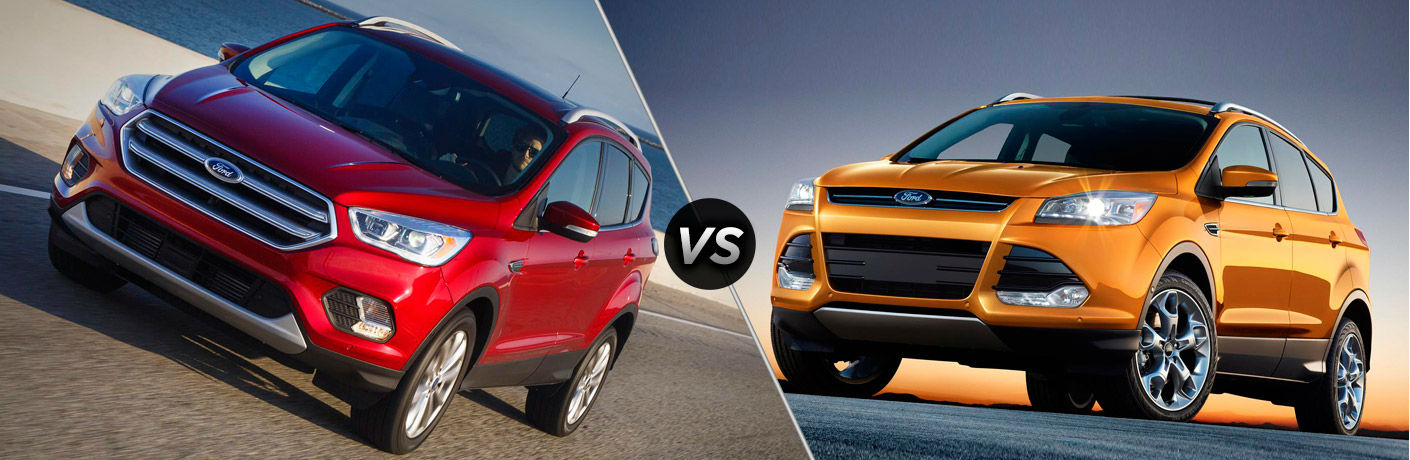 2017 ford escape fond du lac wi 2017 ford escape vs 2016 ford escape. Cars Review. Best American Auto & Cars Review