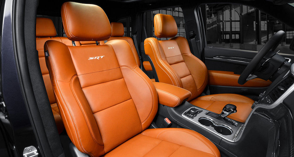 Performance And Luxury The 2016 Jeep Grand Cherokee Srt