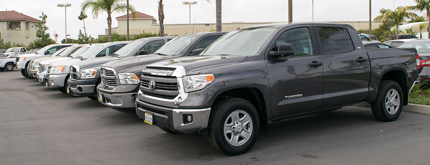 Used Truck Dealerships >> Used Pickup Truck Dealership In Escondido Ca