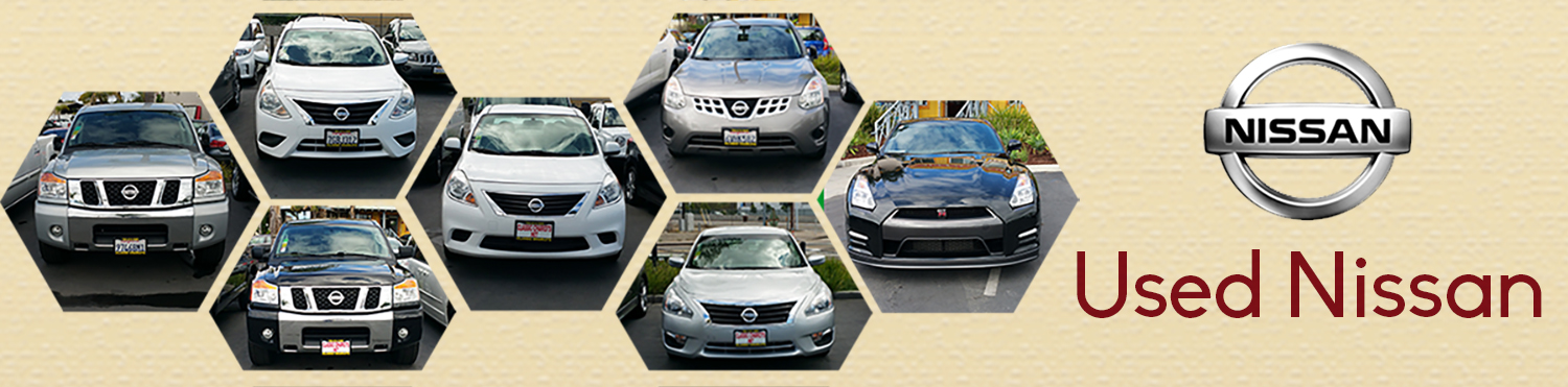 Used Nissan for sale in San Diego, Used Nissan for sale in Oceanside