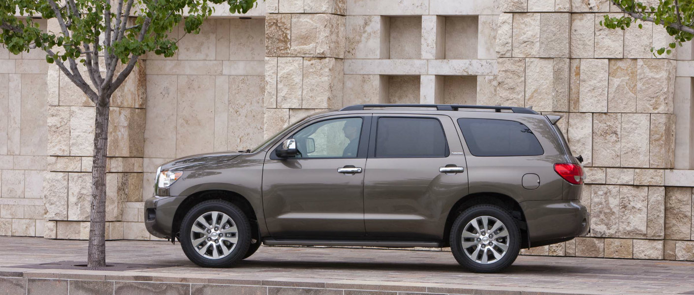 2017 toyota sequoia in birmingham al. Black Bedroom Furniture Sets. Home Design Ideas