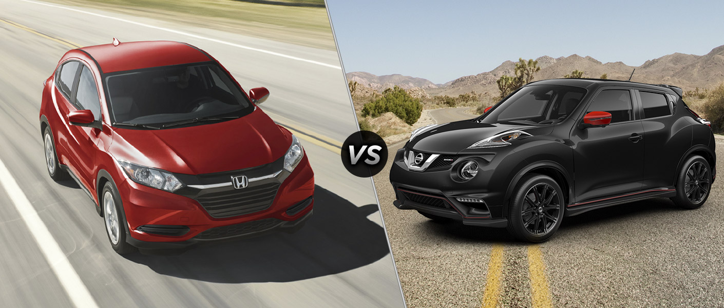 Compare hrv with other autos post for Compare honda crv and hrv