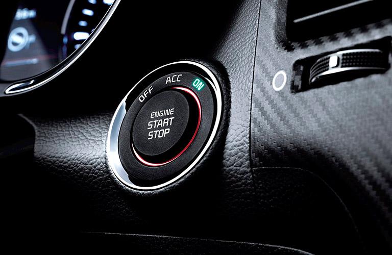 2016 Kia Forte Koup push button start