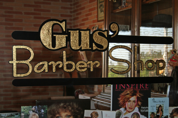 Gus's Barber Shop at Island Lincoln