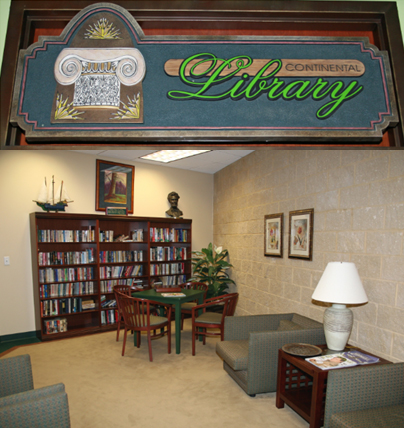 Continental Library at Island Lincoln