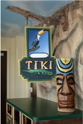 Tiki Grill at Island Lincoln