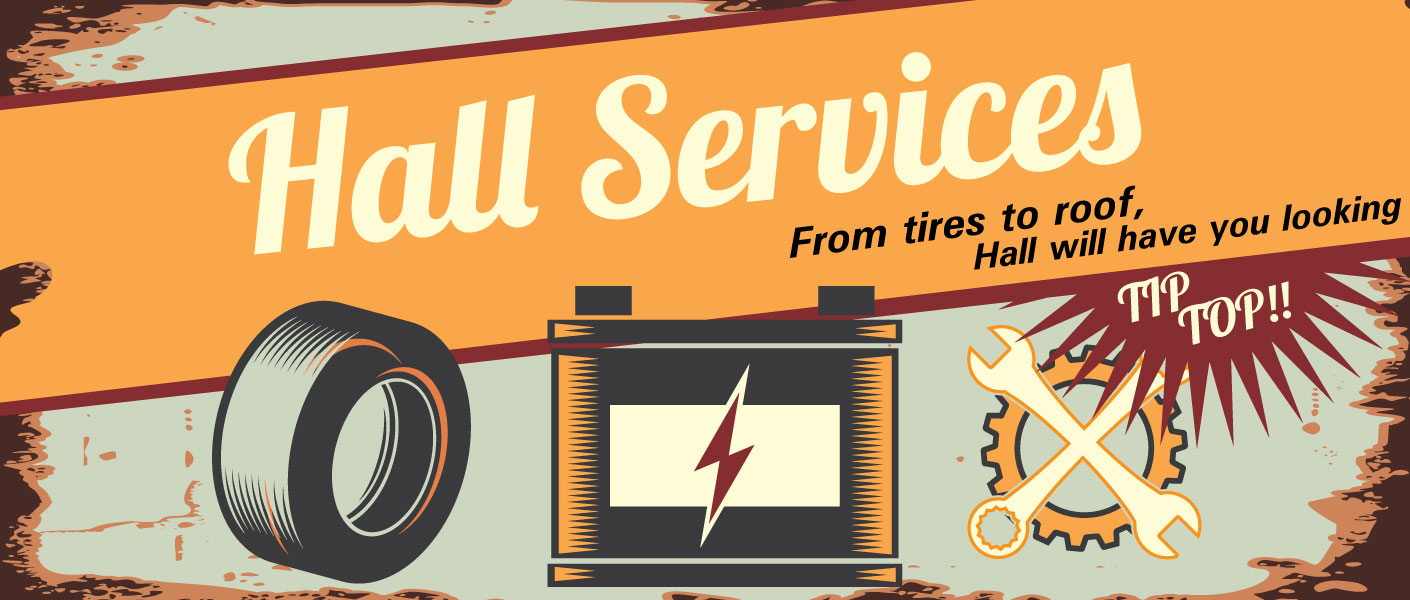 Service Your Car At Hall Automotive