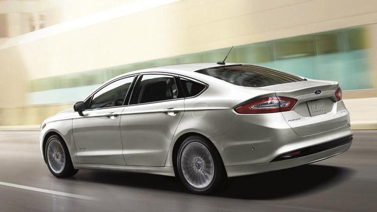 Cincinnati Ford Fusion EcoBoost