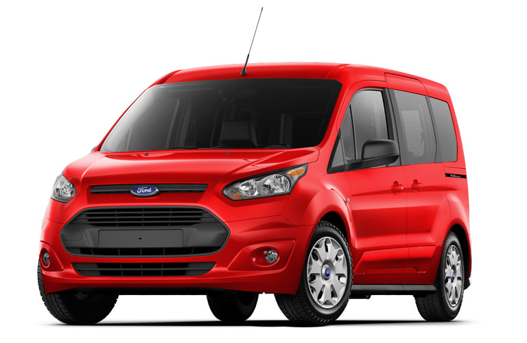 2013 Ford Transit Connect Versitality