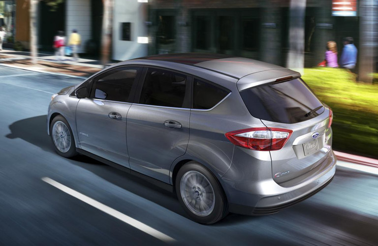 Versatility of the 2013 Ford C-Max Hybrid