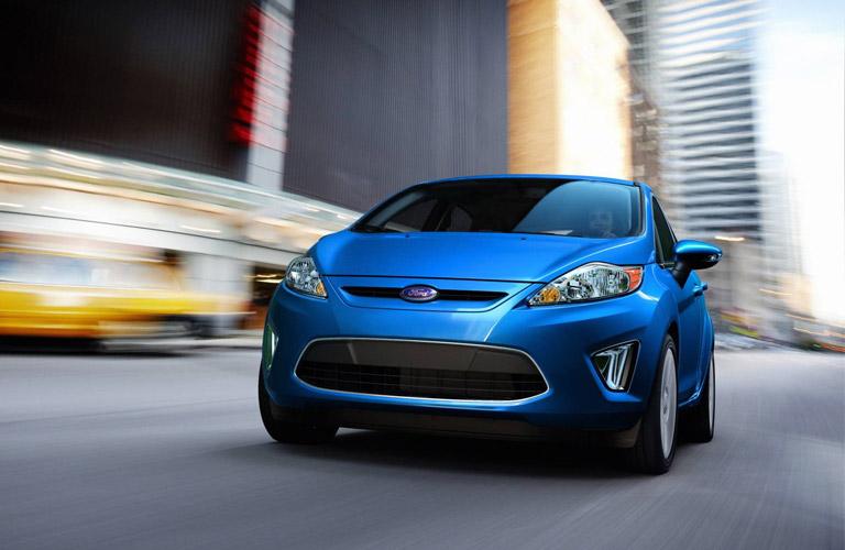 Sporty Driving Dynamics
