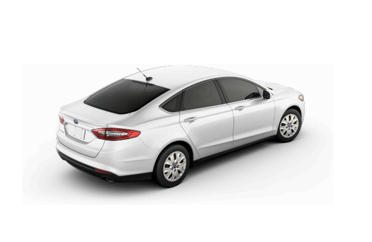 Safety Features of the 2014 Ford Fusion