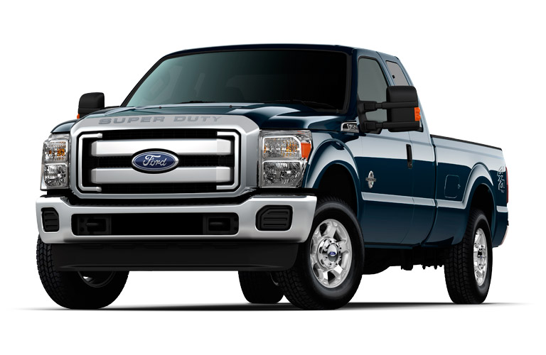 2014 Ford F-250 Engine Options