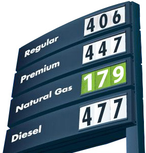 Compressed Natural Gas Honda Civic La Crosse WI
